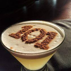 Food 101's Autumn Apple Martini