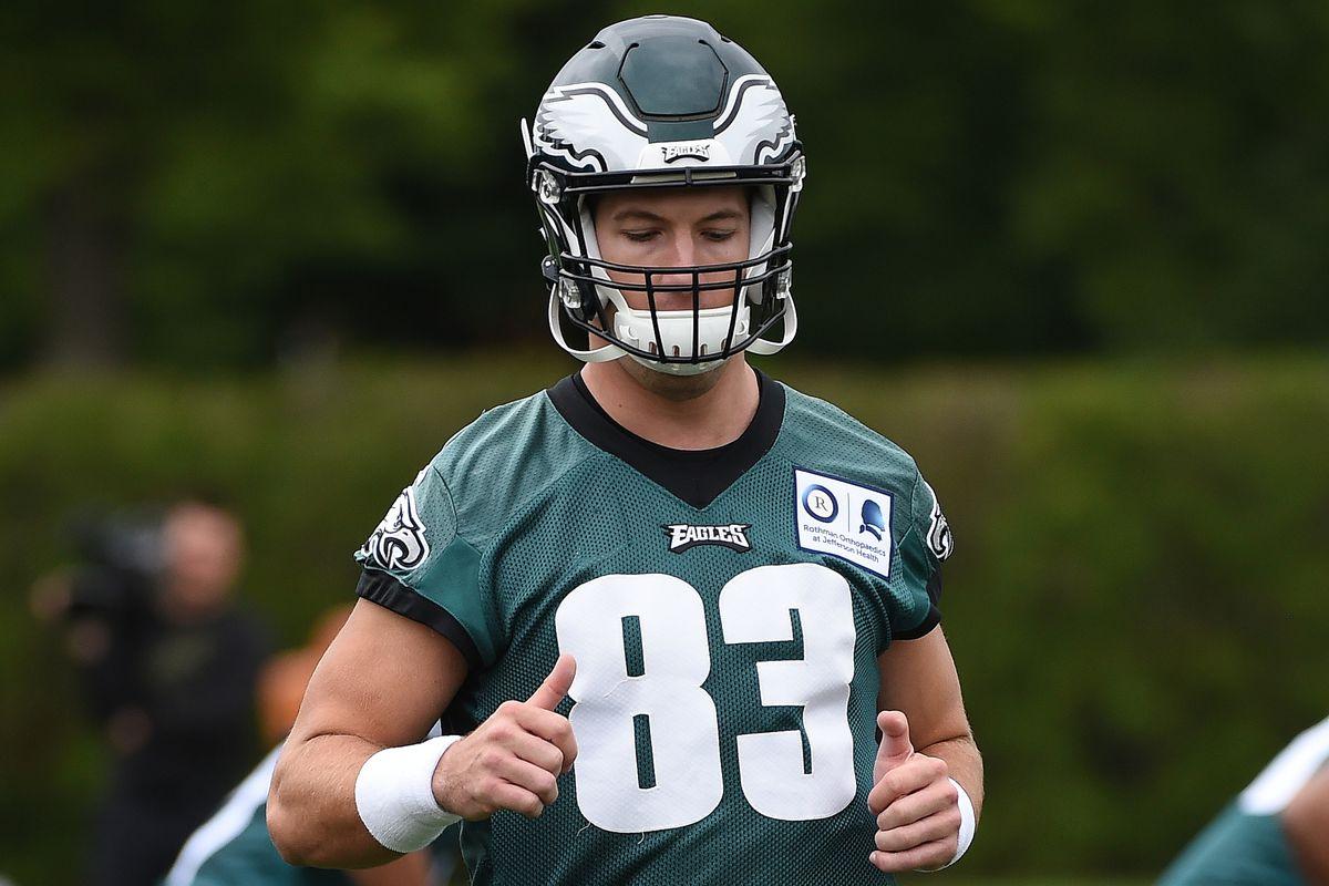 NFL: MAY 10 Eagles Rookie Mini-Camp