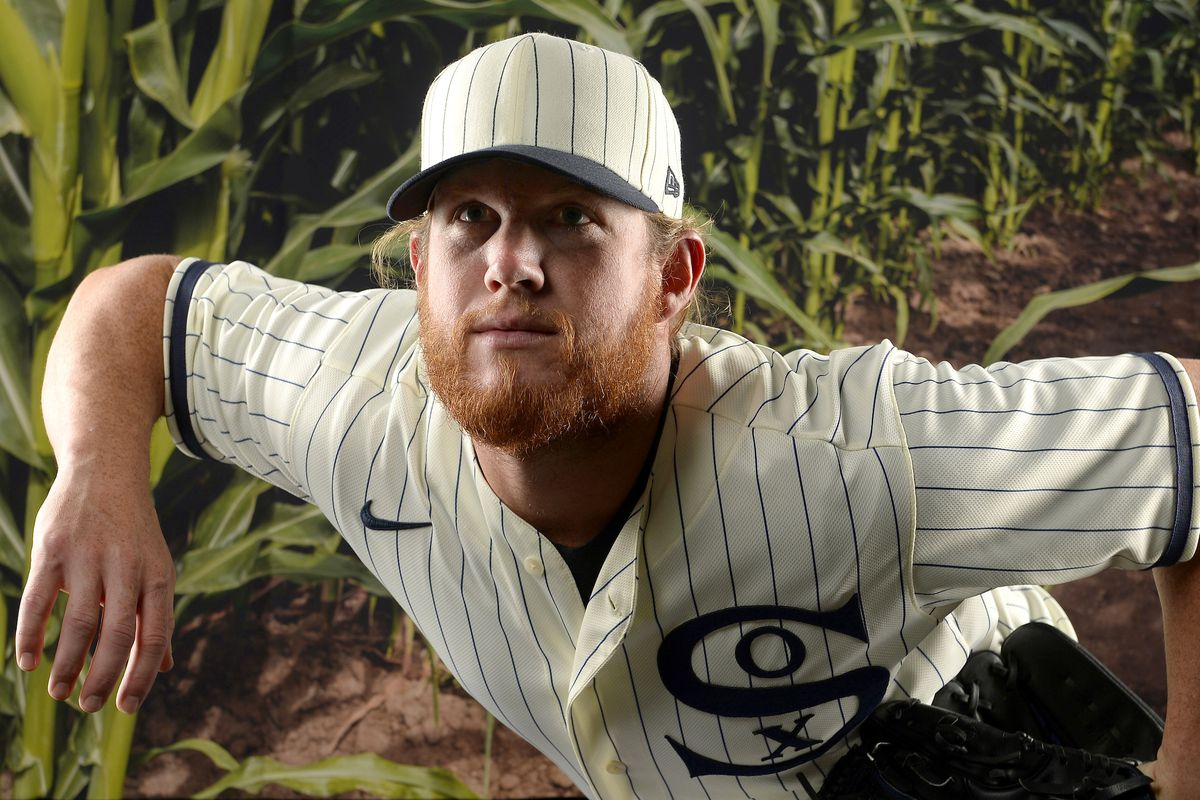 Craig Kimbrel and the White Sox will wear throwback uniforms in the Field of Dreams game.