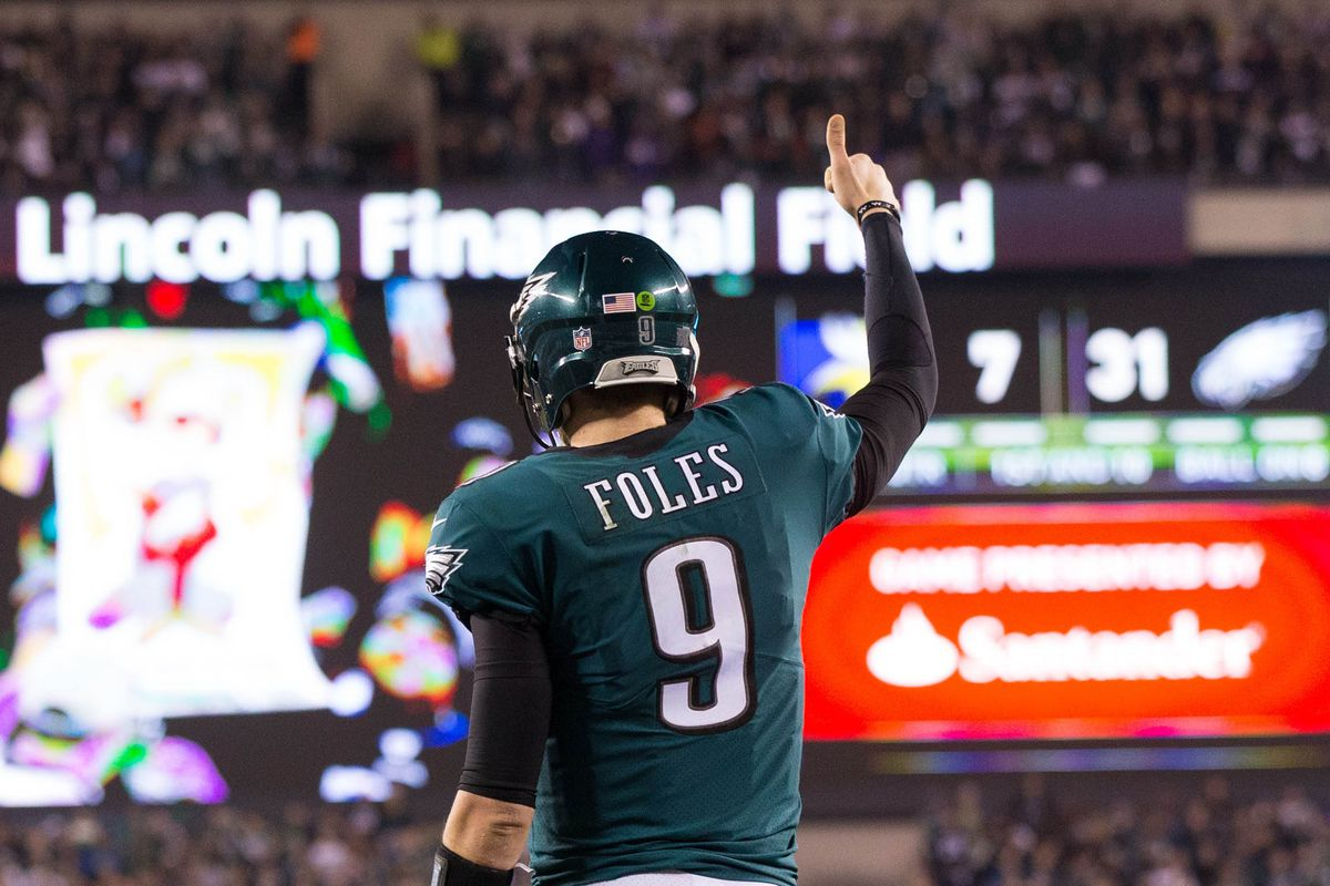 detailed look e3c3a 5b734 Eagles Injury Report: Good news on Nick Foles, 6 players ...
