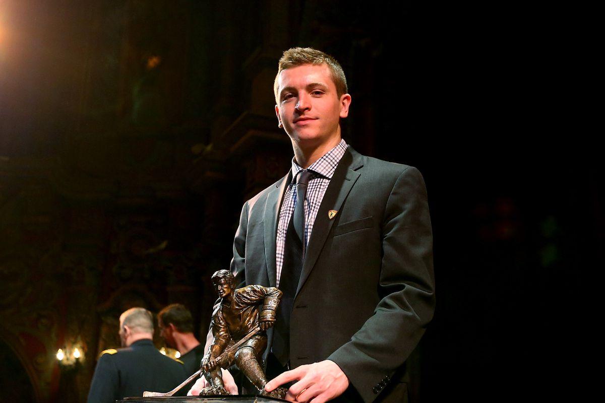 2016 Hobey Baker Memorial Award