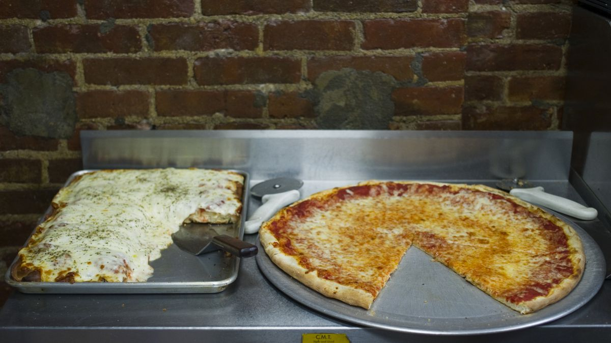New York Pizza Styles A Complete Guide Eater Ny