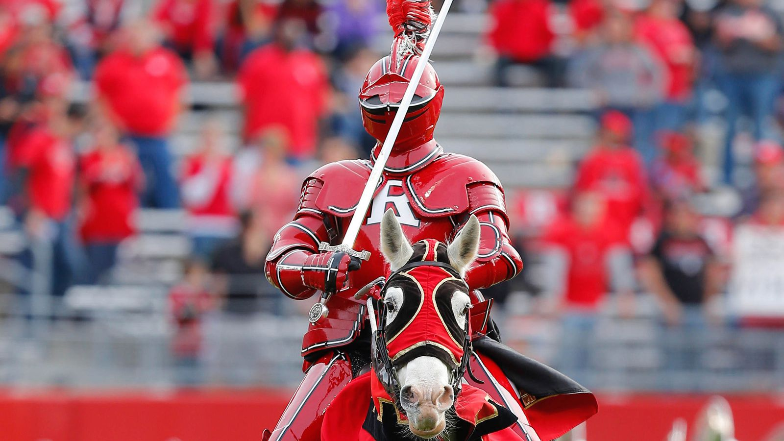 A New Face for Rutgers Athletics - On the Banks