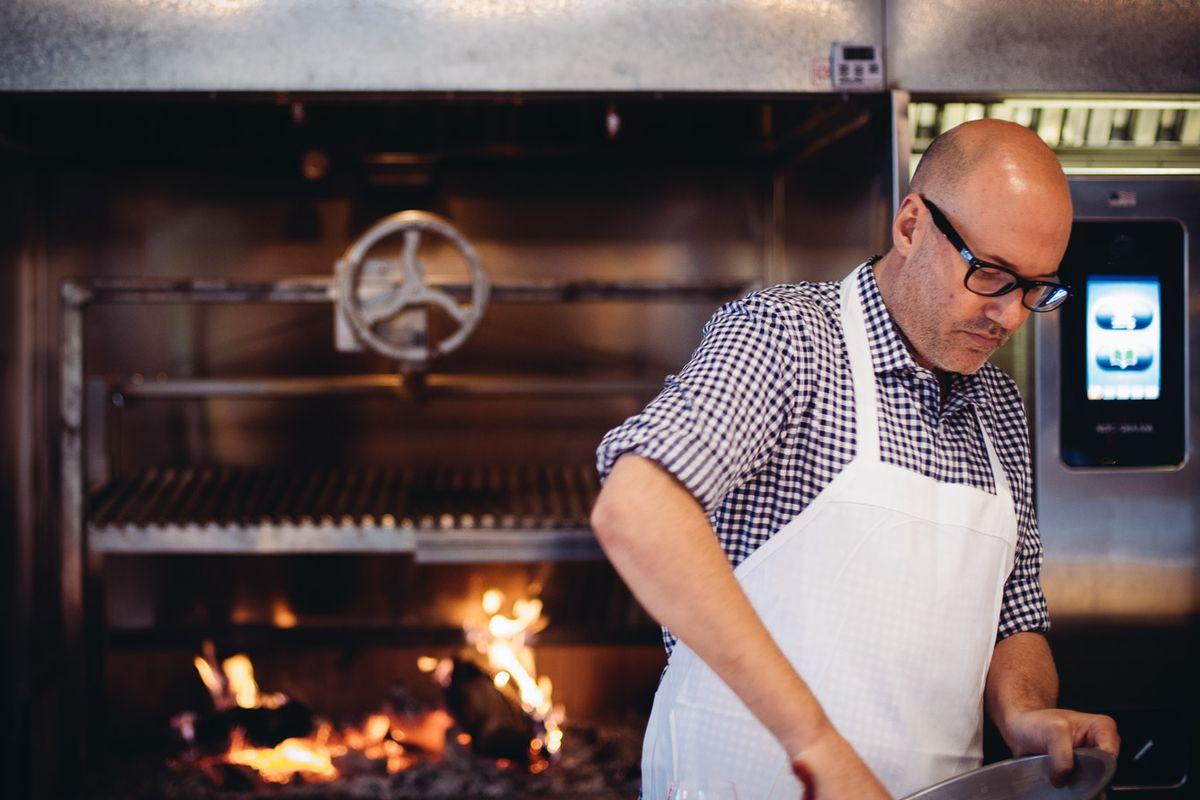 Chef Scott Emerick.