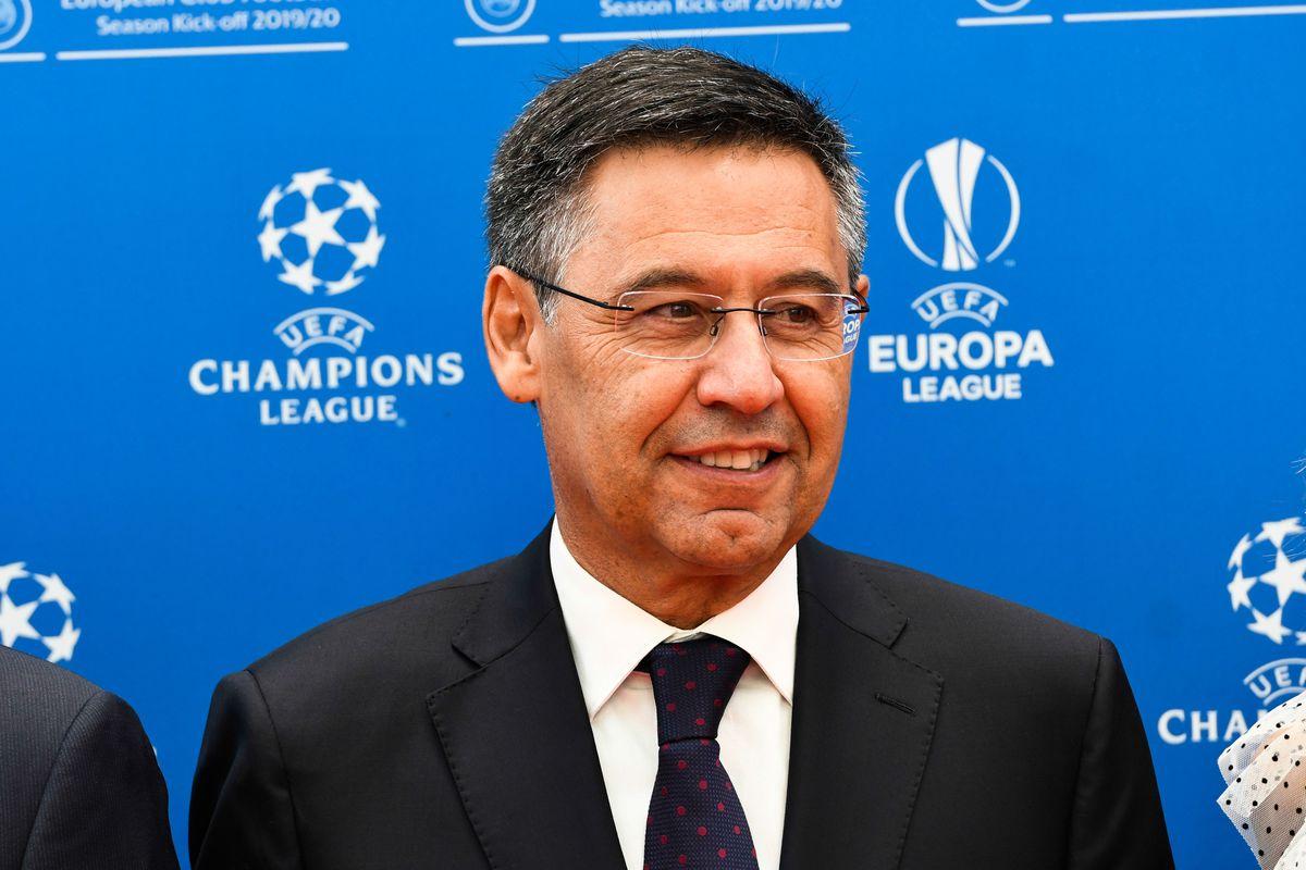 UEFA Champions League Draw - 2019/2020