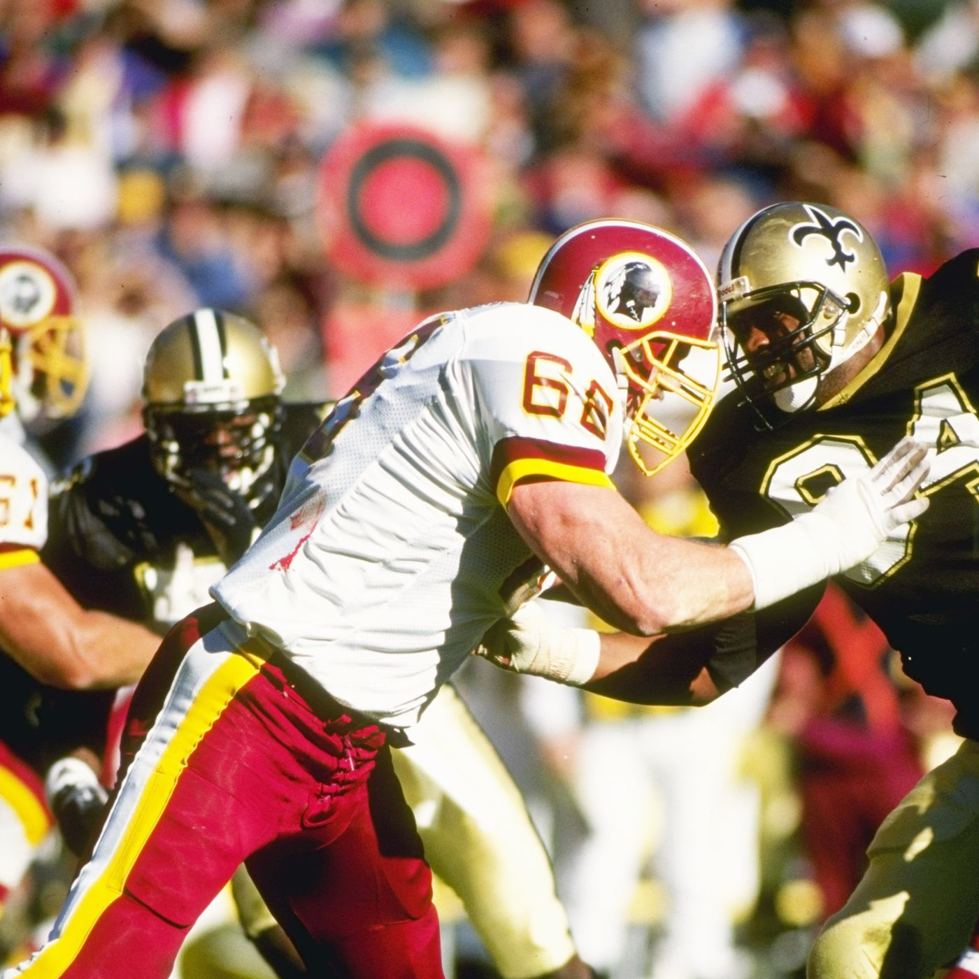 Redskins by the (Jersey) Numbers: #66 - Joe Jacoby - Hogs Haven
