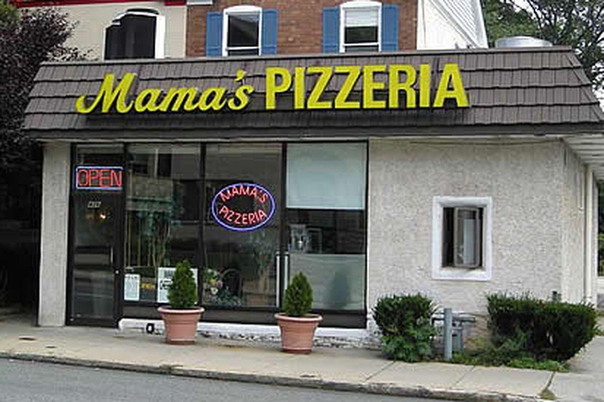 Mama's Pizzeria in Bala Cynwyd