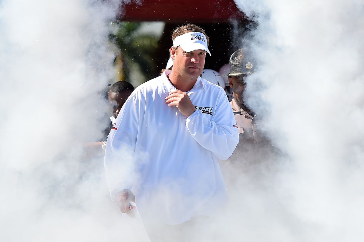 Lane Kiffin, Owls Working On 10-Year Extension