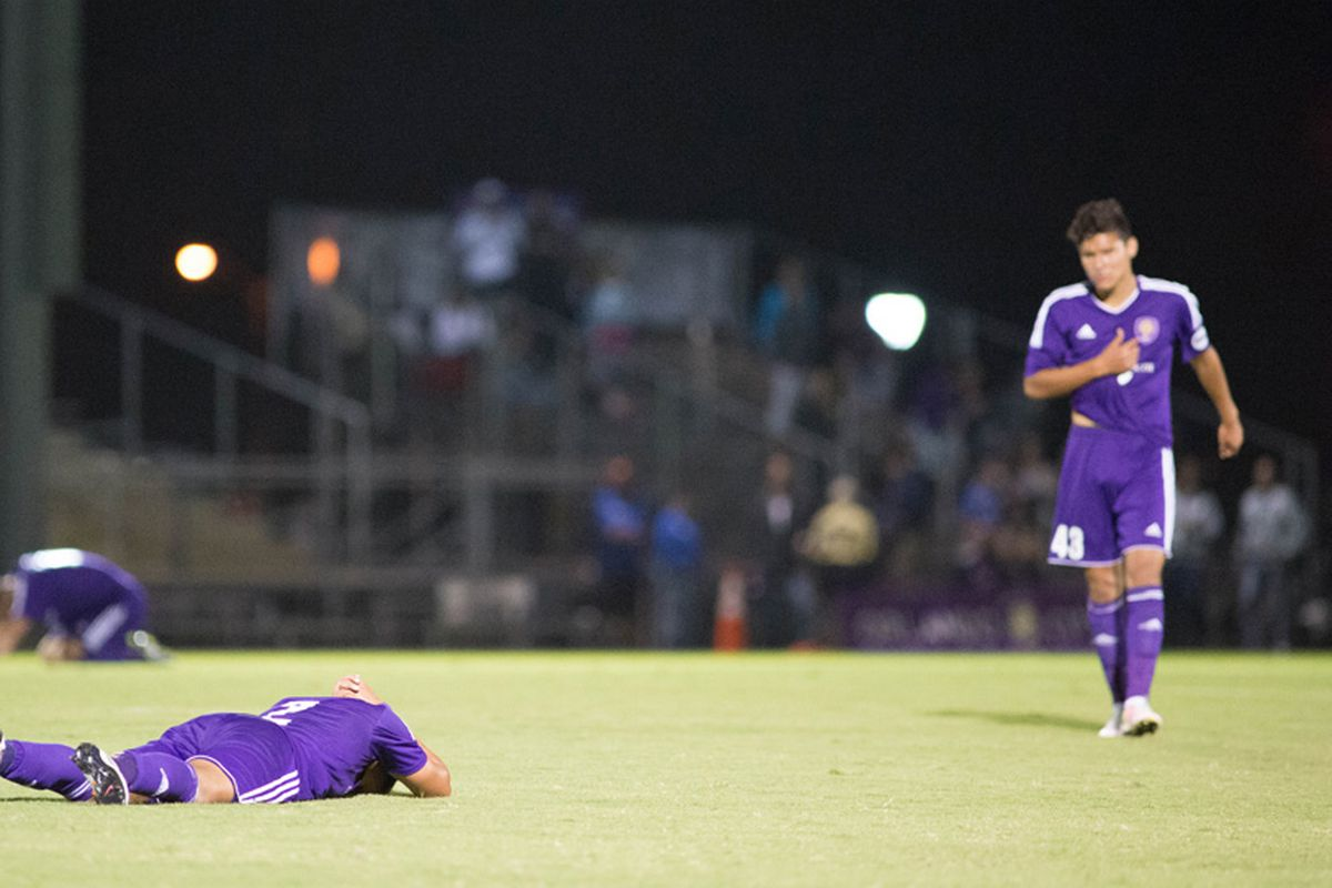 Orlando City B vs. Harrisburg City Islanders: Photo Gallery