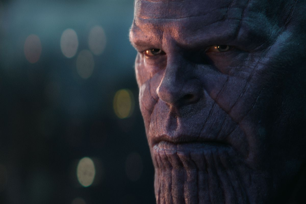 Thanos' plan in Avengers: Infinity War has historical