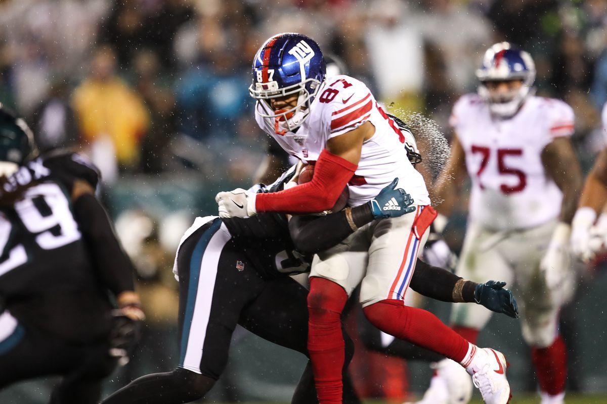 NFL: DEC 09 Giants at Eagles