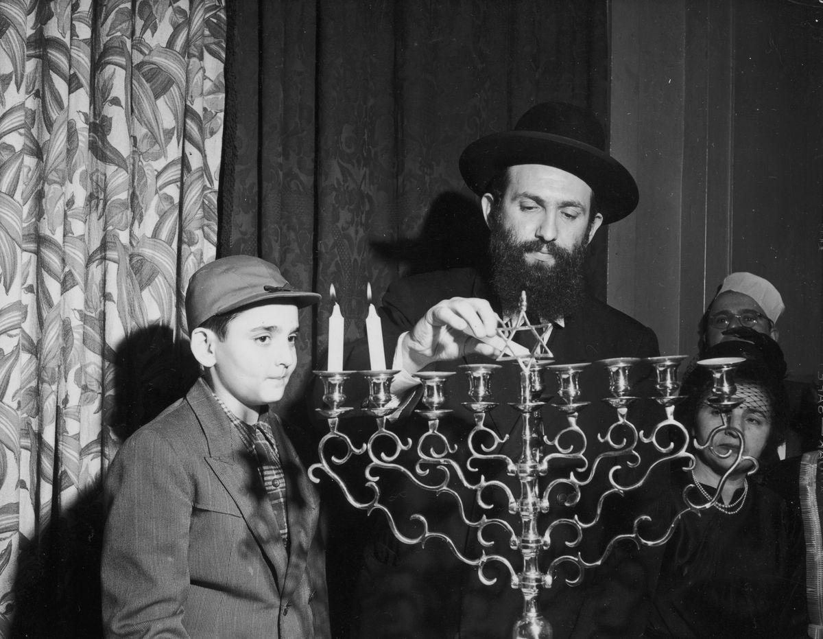 hanukkah history