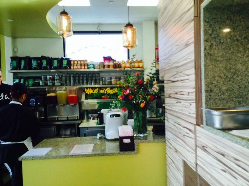 Culver City Cafe Vida Menu