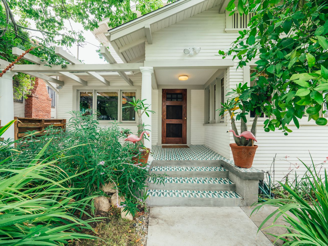 1920s Craftsman Duplex With Detached Studio in L.A.?s Highland Park Asks $1.25M