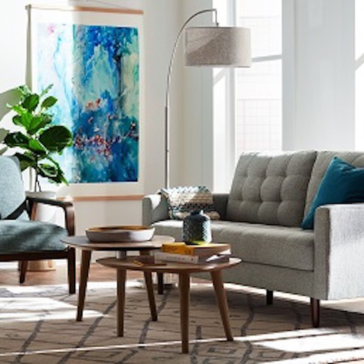 Stupendous Amazon Launches Two Furniture Brands Of Its Own Curbed Download Free Architecture Designs Remcamadebymaigaardcom