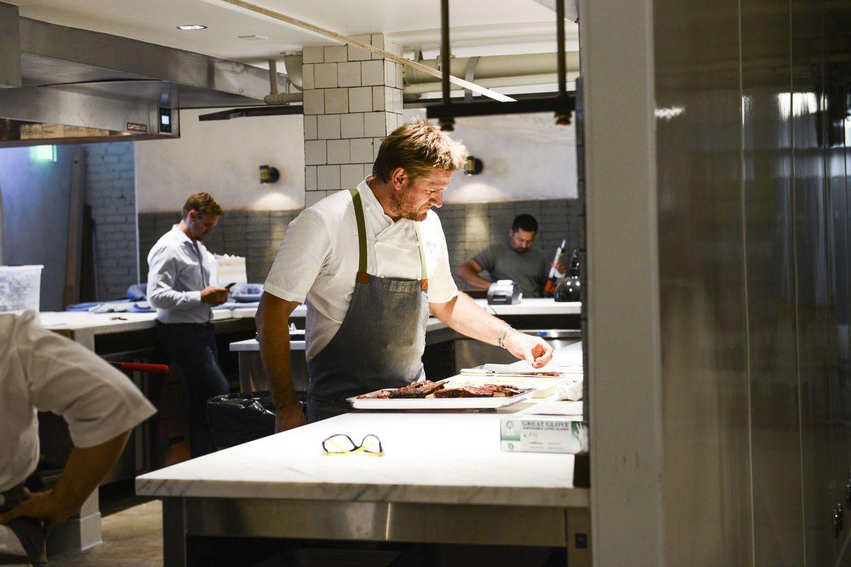 Stone Test kitchen gwen