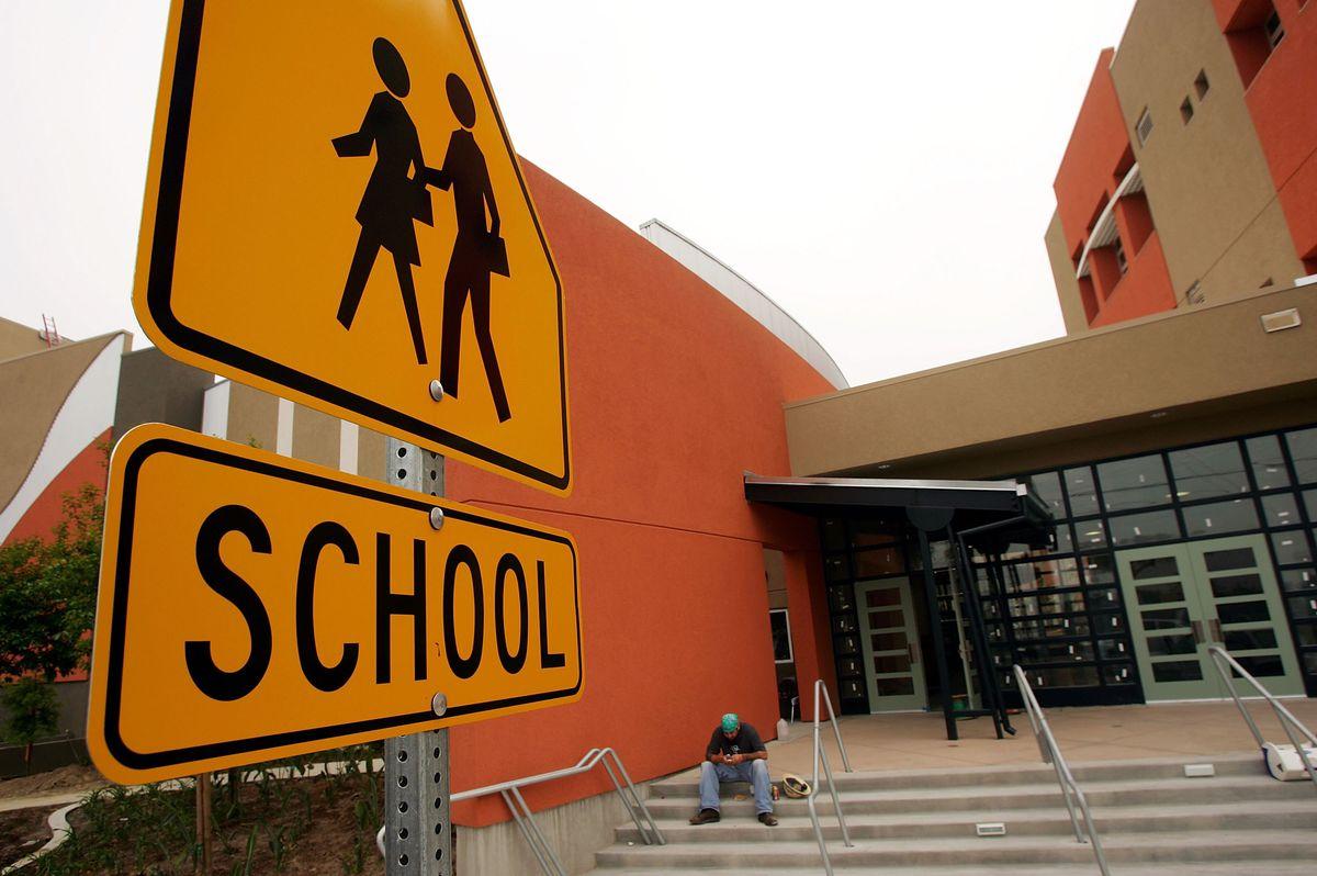 A California school.