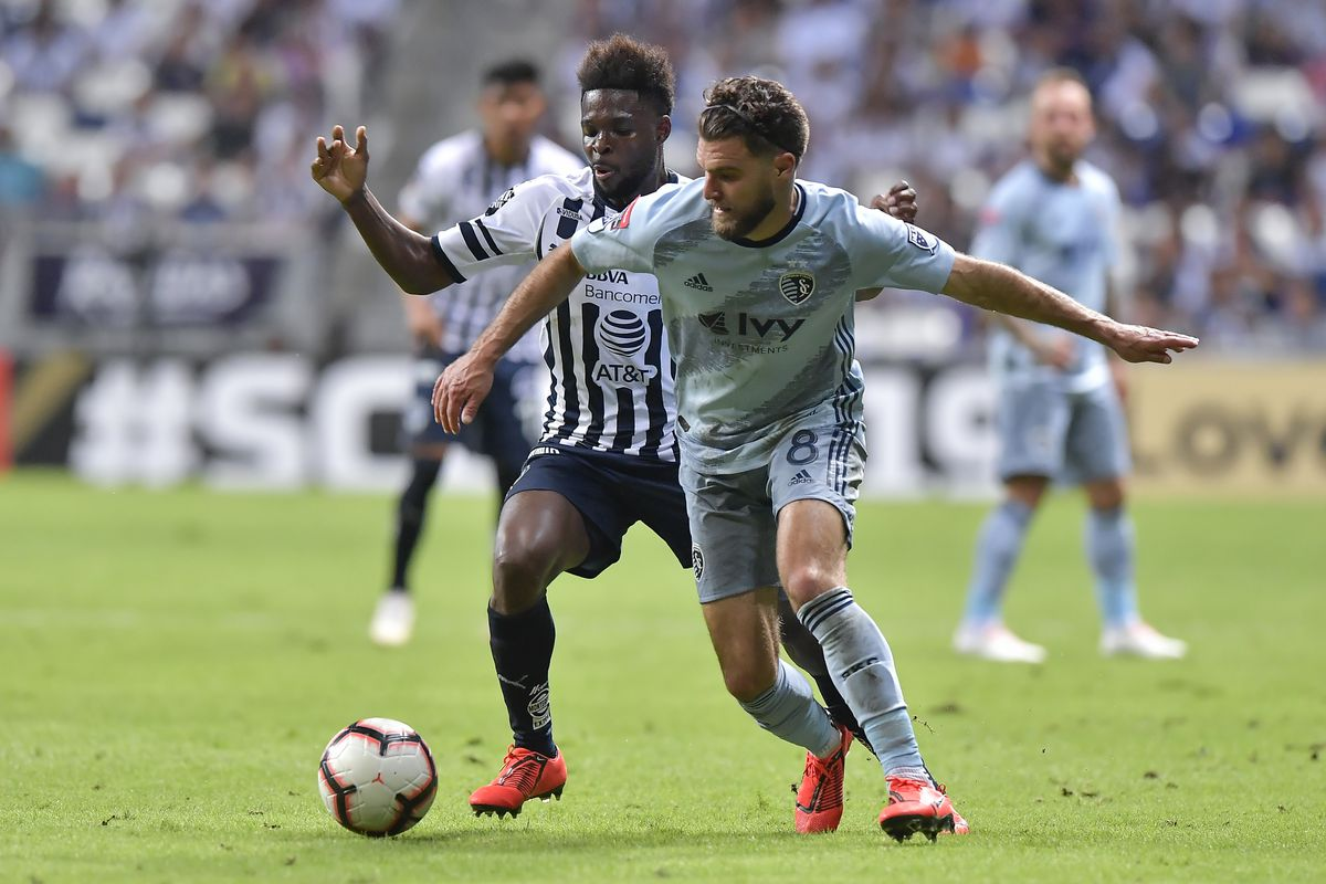Monterrey v Sporting KC - CONCACAF Champions League 2019