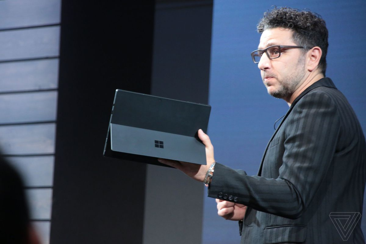 Ram Price >> Microsoft Surface Pro 6 announced with a new matte black finish - The Verge