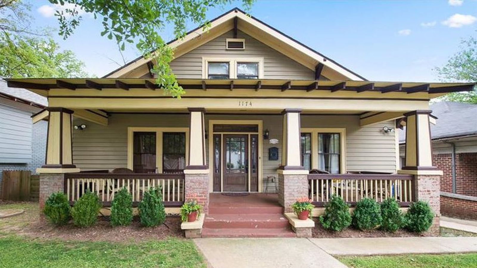 West end bungalow closes at 425k or 20k over asking and for Atlanta craftsman homes