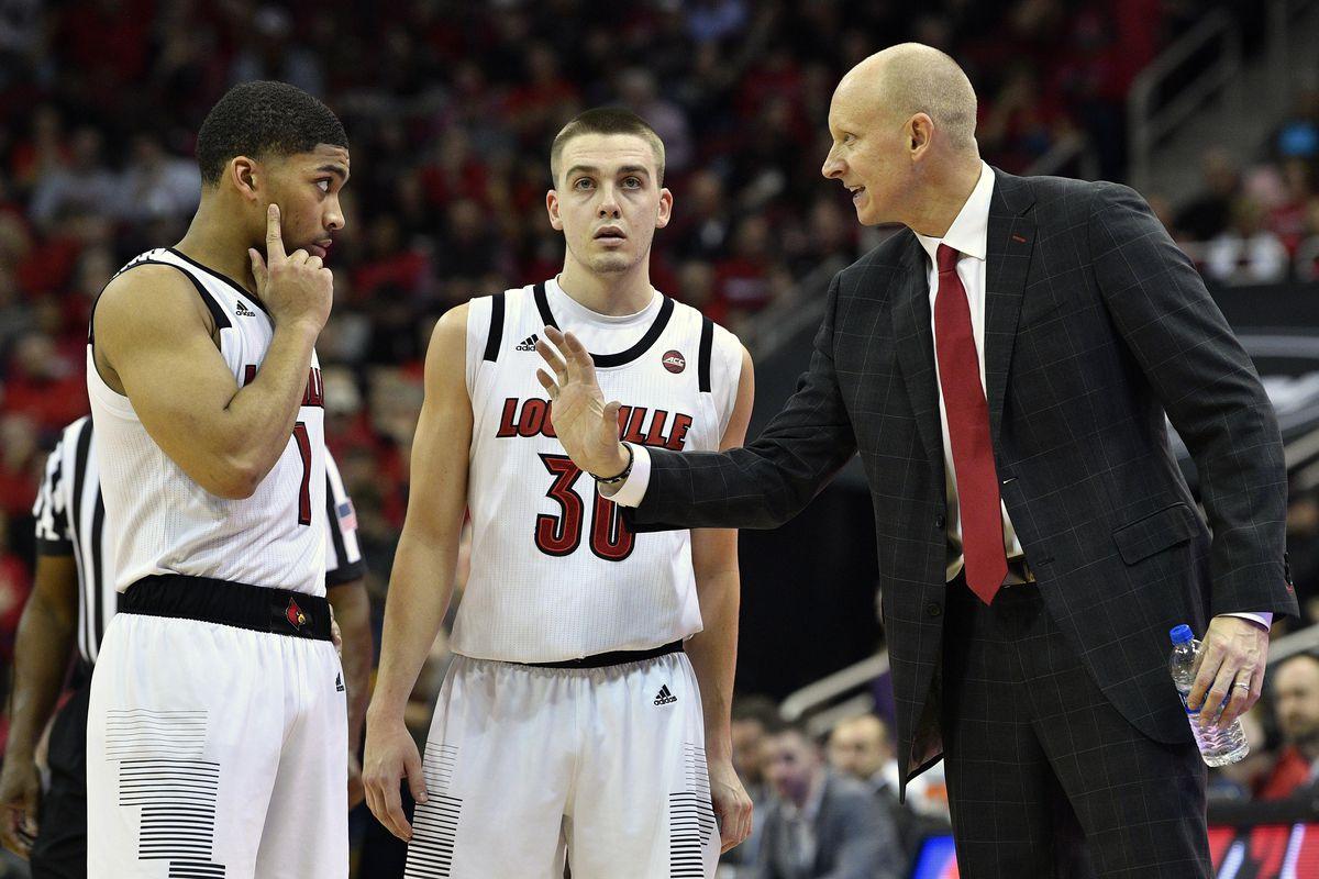 NCAA Basketball: Kent State at Louisville