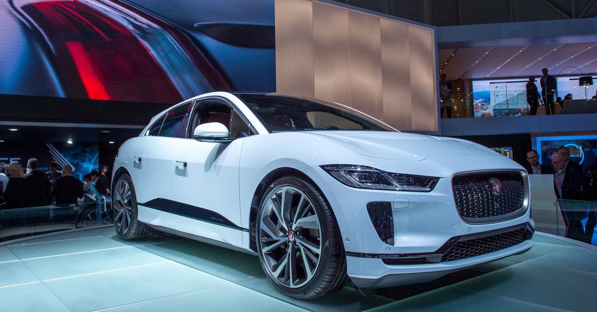 Tesla's Toughest Competition Ever Was On Display In Geneva