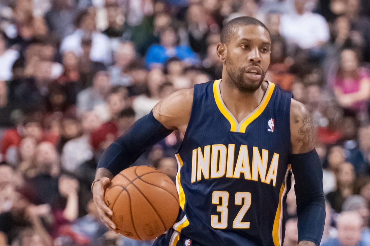 Indiana Pacers 2013-14 Player Review  C.J. Watson - Indy Cornrows 72abf8ab9