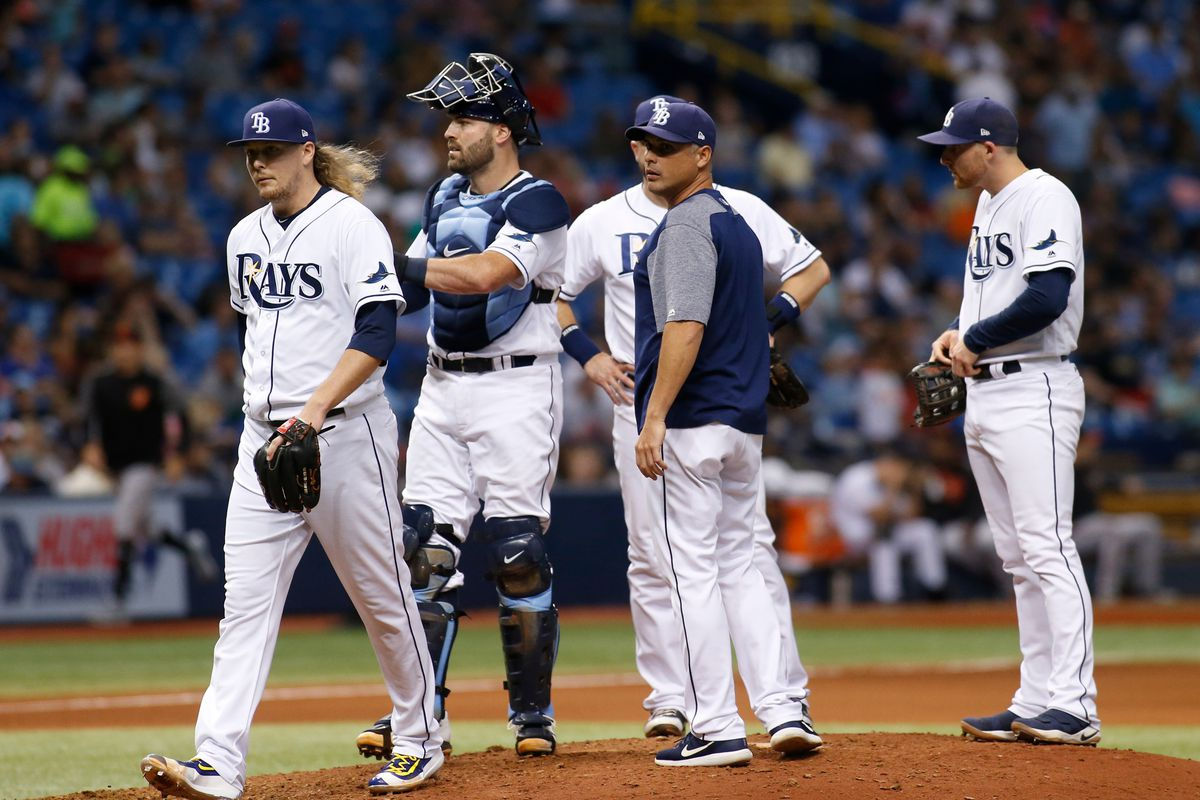 Image result for tb rays team 2018
