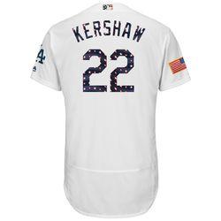 Dodgers July 4 jersey