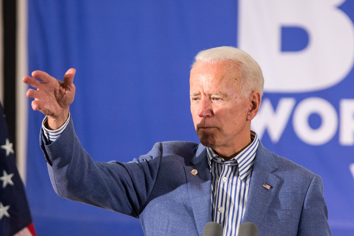 The Joe Biden climate plagiarism scandal is a reminder of Neil