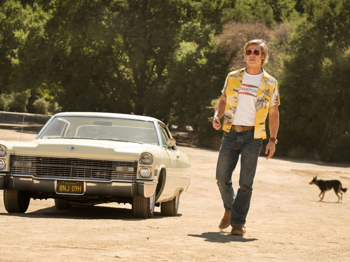 Quentin Tarantino S Once Upon A Time In Hollywood Mapped