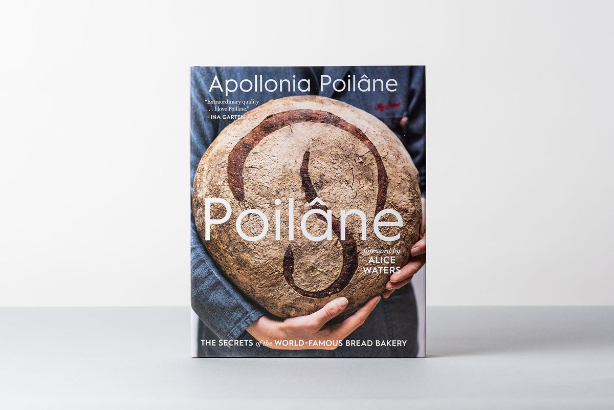 Poilane Bakery cookbook