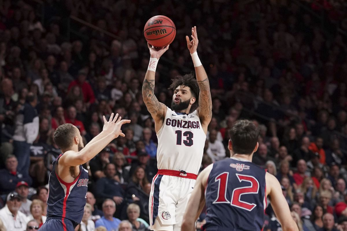 NCAA Tournament Bracket 2019: Gonzaga Earns No. 1 Seed In