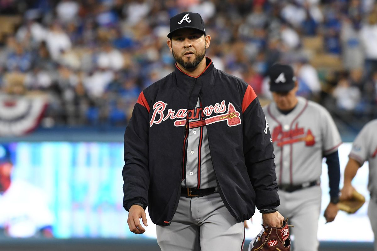 Anibal Sanchez returns to former venue as Atlanta Braves