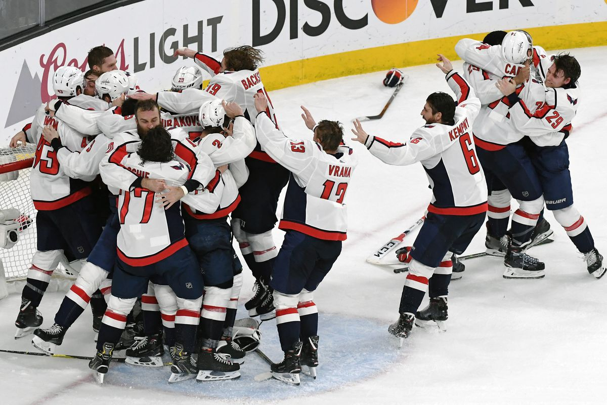 It's Not a Desert Mirage: An Oral History of the Capitals vs. Golden Knights Game 5 (Part 2)