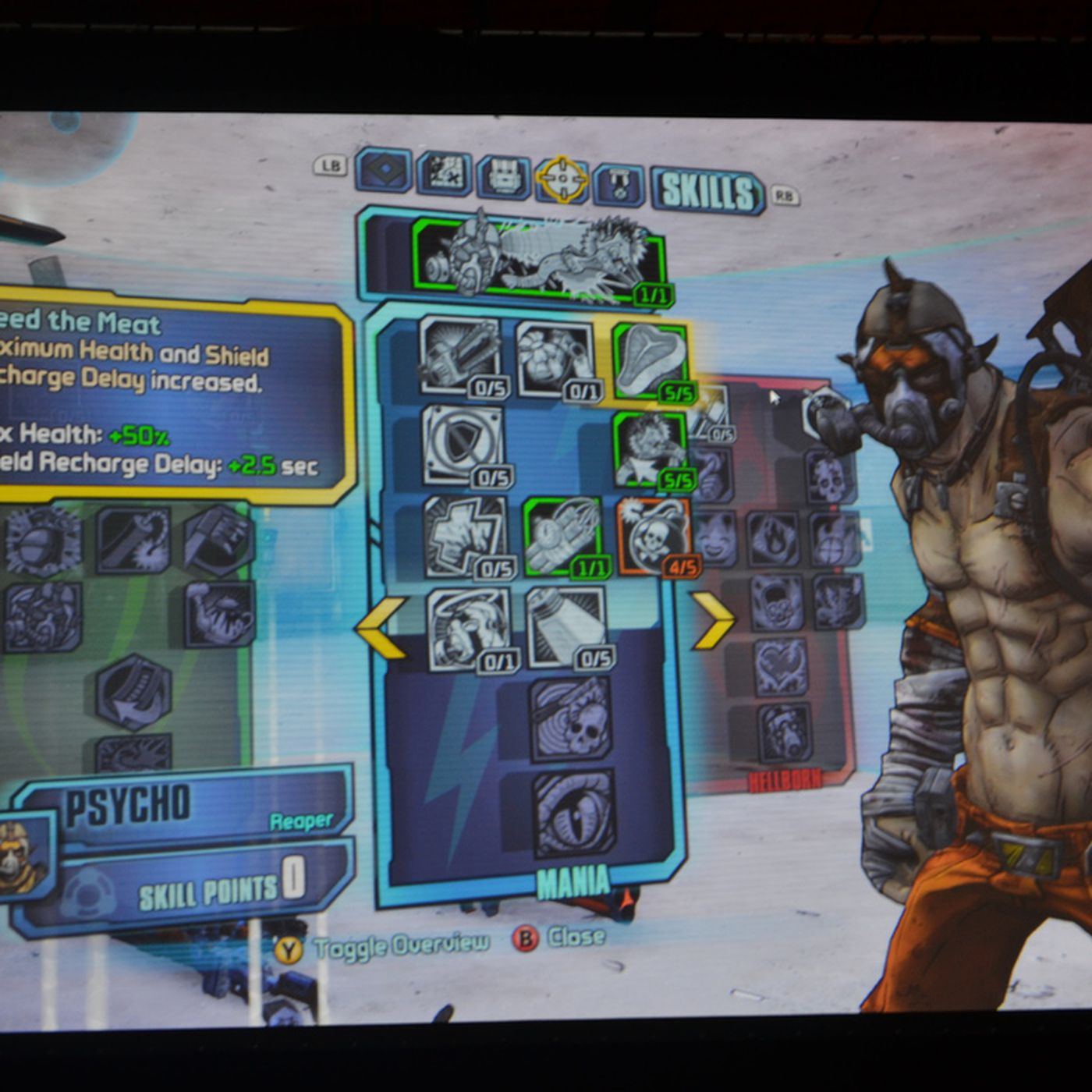 Borderlands 2's new vault hunter is Krieg the Psycho - Polygon