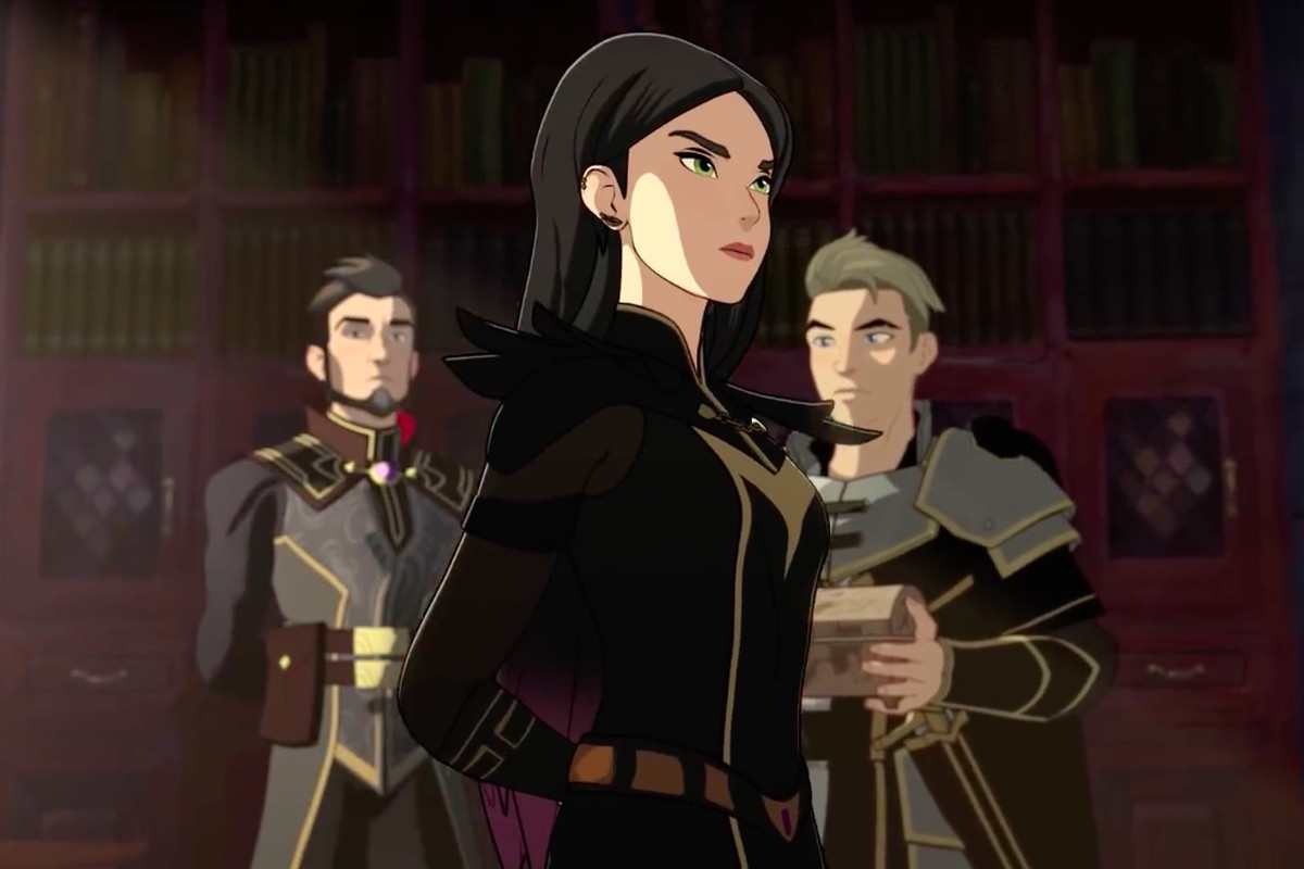 The Dragon Prince's creators want to 'improve' the show's