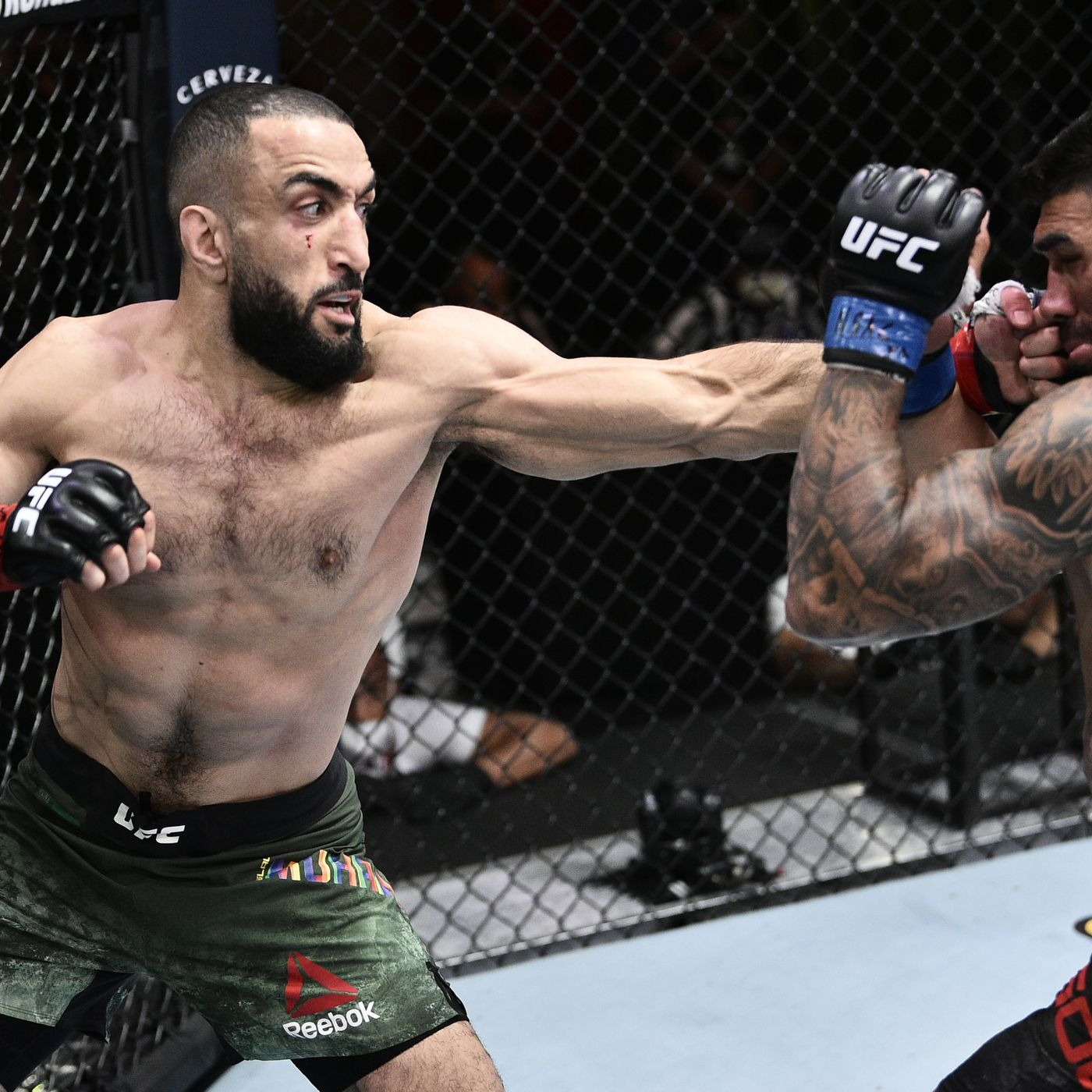 UFC on ESPN 11 results: Belal Muhammad survives late scare to beat Lyman  Good, calls out Santiago Ponzinibbio - MMA Fighting