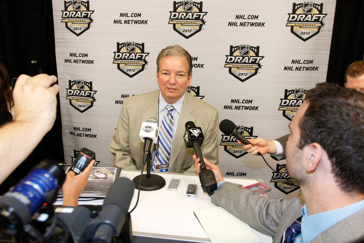 Will Ray Shero and the Devils look to move the 6th overall pick on Friday night?
