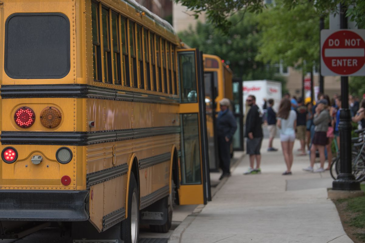 Back-to-school supplies can currently be donated to DC's