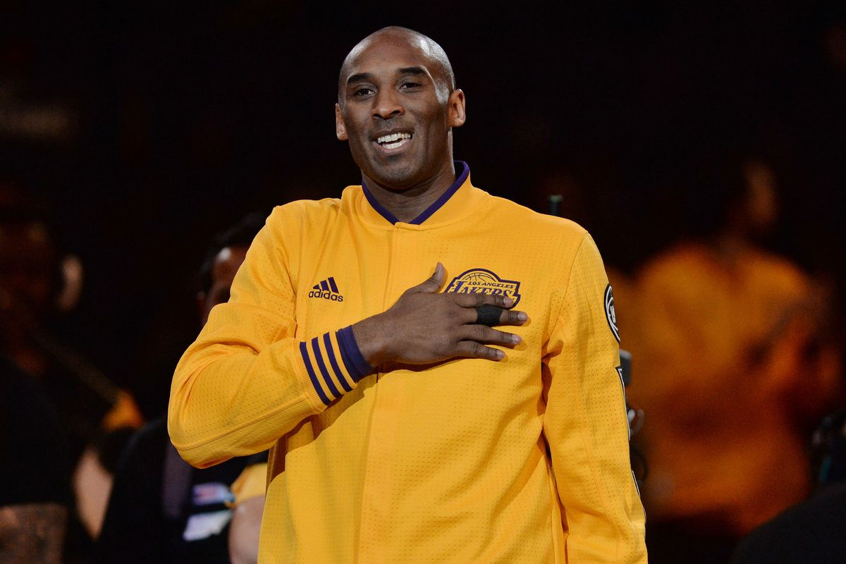 Lakers Kobe Bryant release official statements on jersey