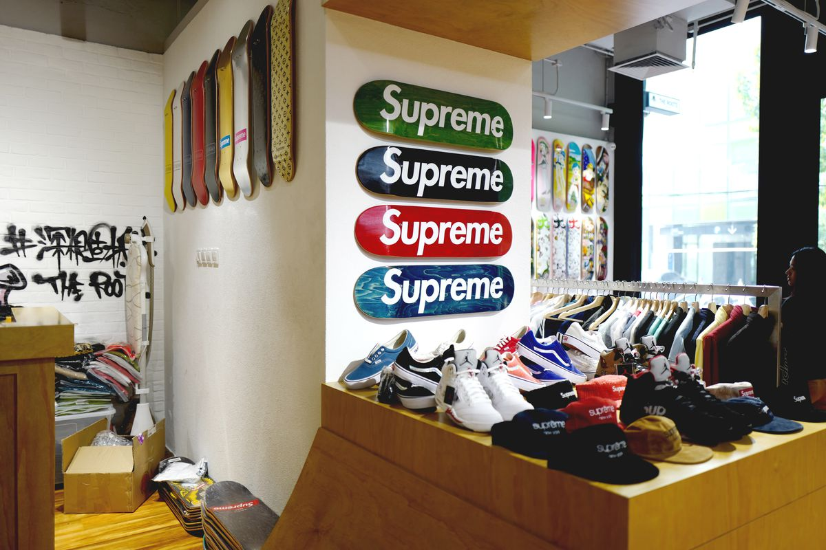 The Man Bringing Supreme To China Racked