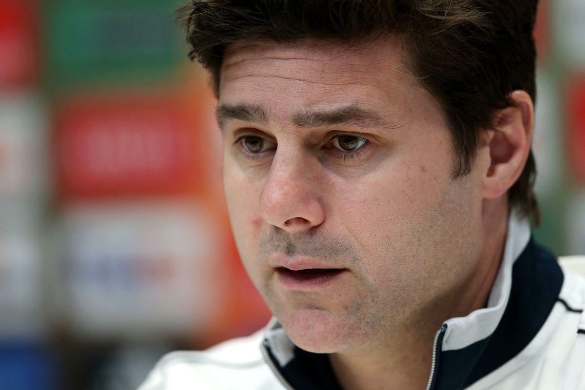 Tottenham Hotspur FC  - Training & Press Conference