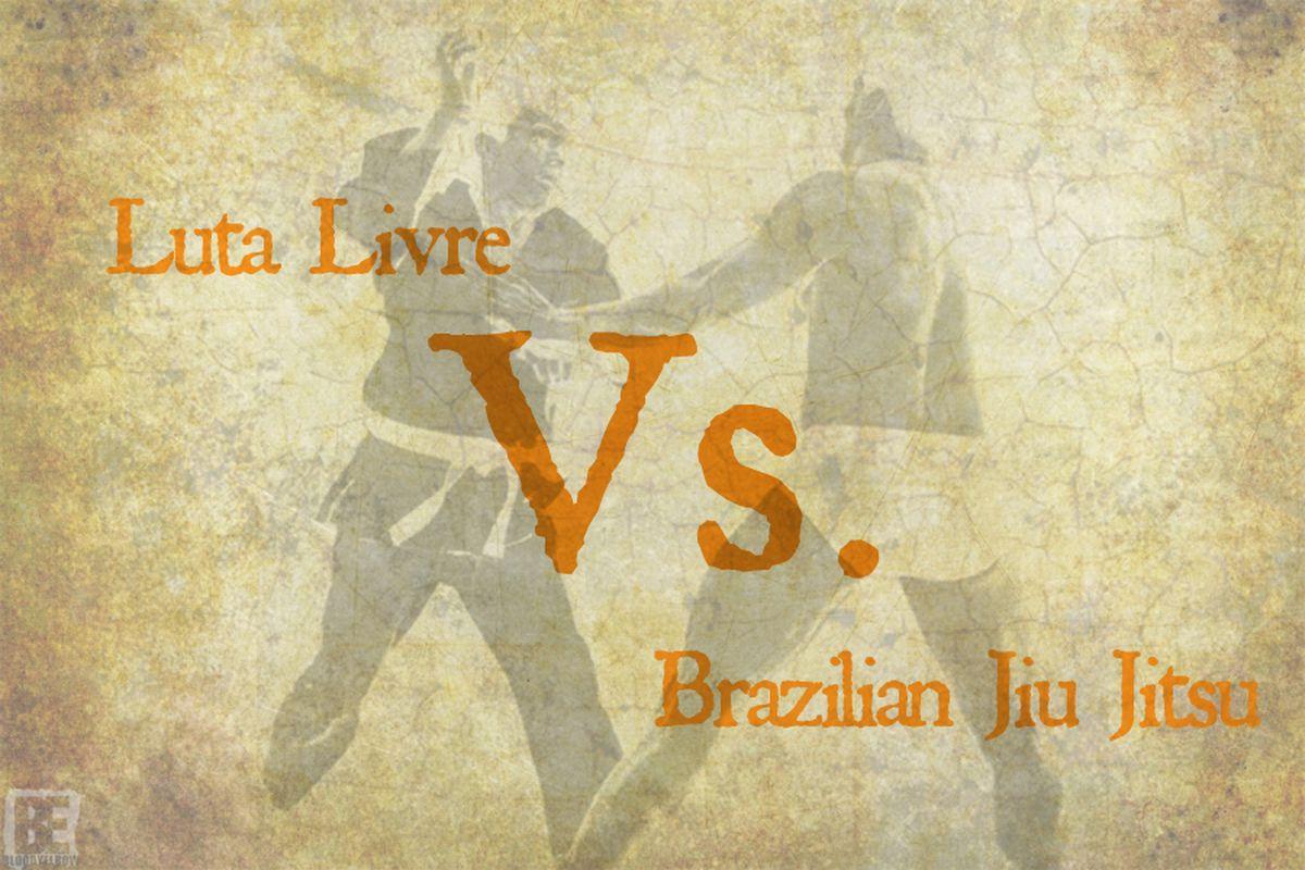 BJJ vs. Luta Livre