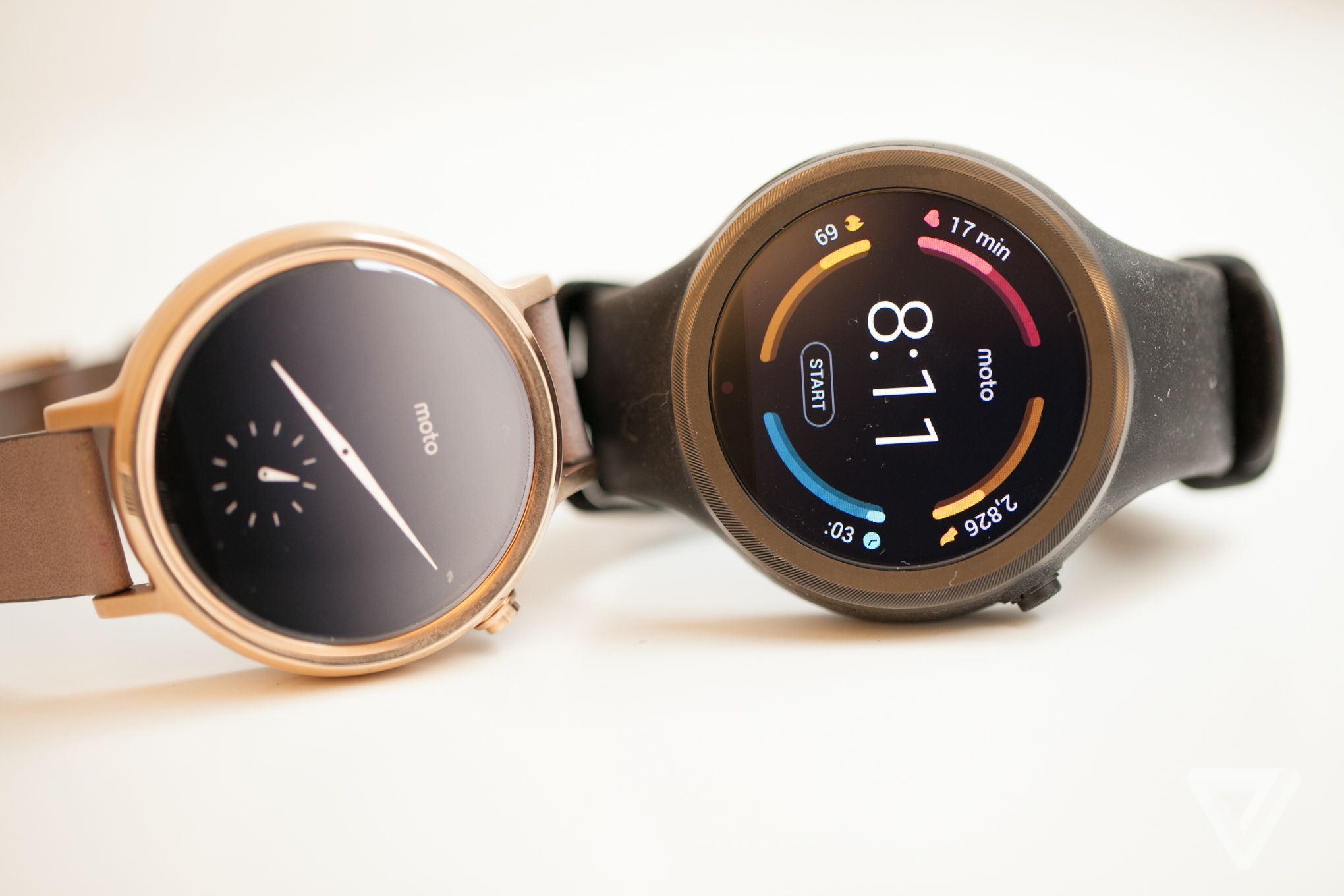 Moto 360 Sport review | The Verge