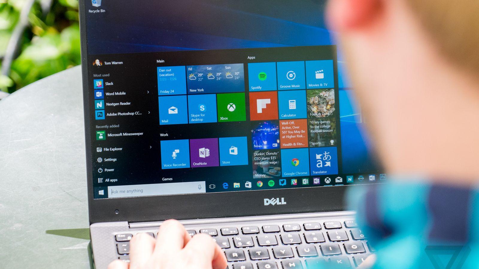 Microsoft delays its Windows 10 Timeline feature