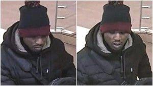 Surveillance images of a bank robber who struck Feb. 7 at 35 W. Wacker. | FBI