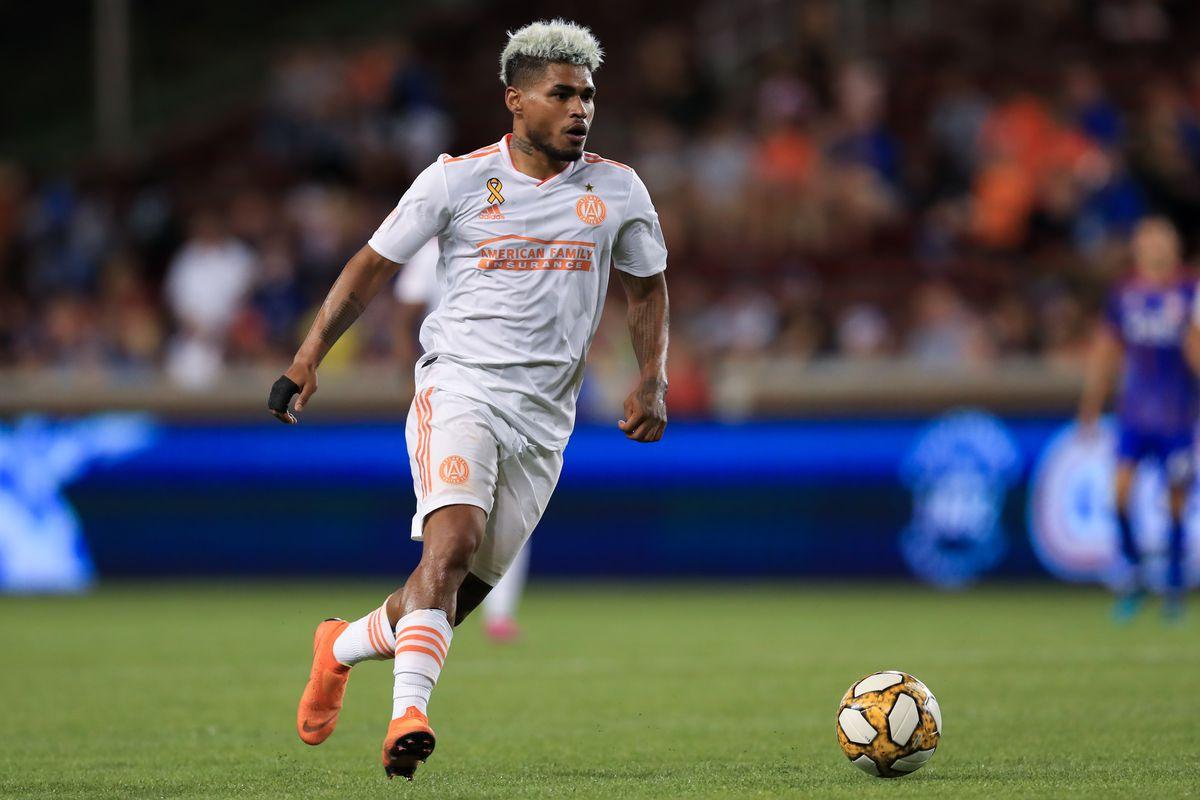 MLS: Atlanta United FC at FC Cincinnati
