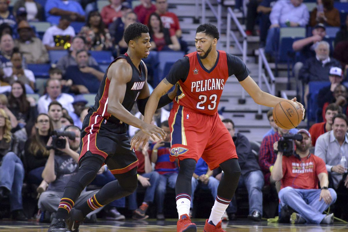 Hhh Gametime Preview Heat Host Pelicans Hot Hot Hoops