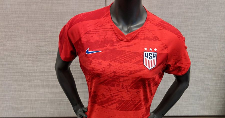 6ad0a1351 2019 USWNT Women s World Cup jersey leaked - Stars and Stripes FC